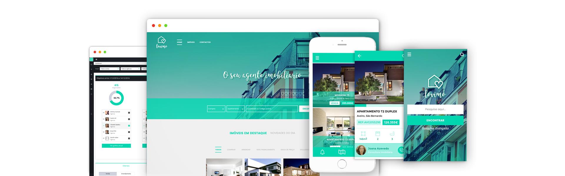 O MEU IMO - CRM - Software de Gestão Imobiliário